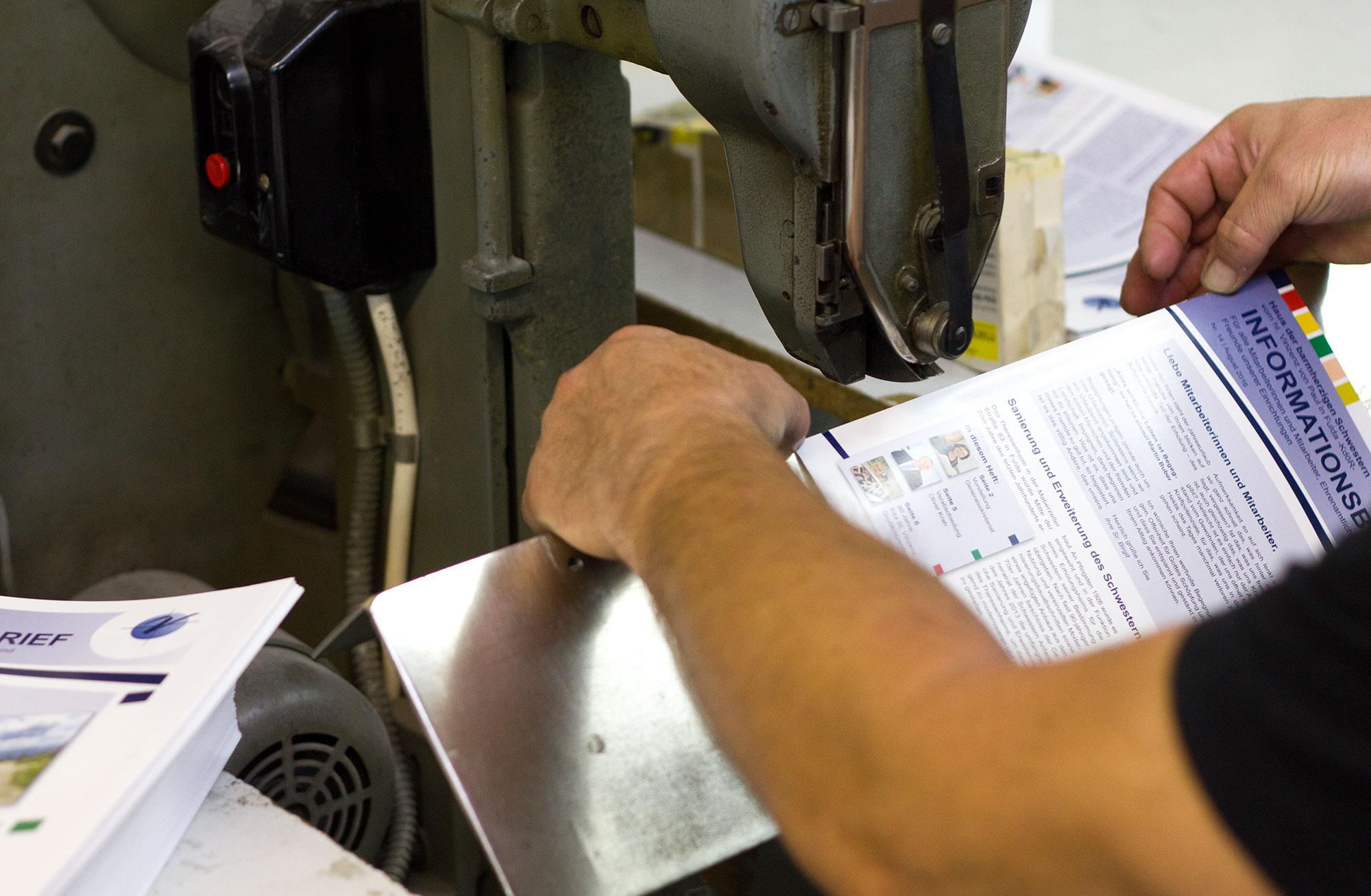 Druck Druckerei Quell